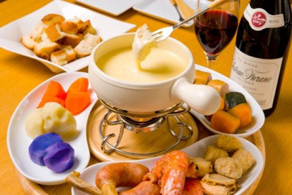 food morzine holiday